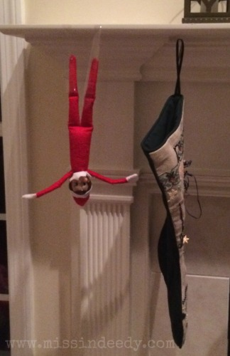 Elf_Hangin_Missindeedy